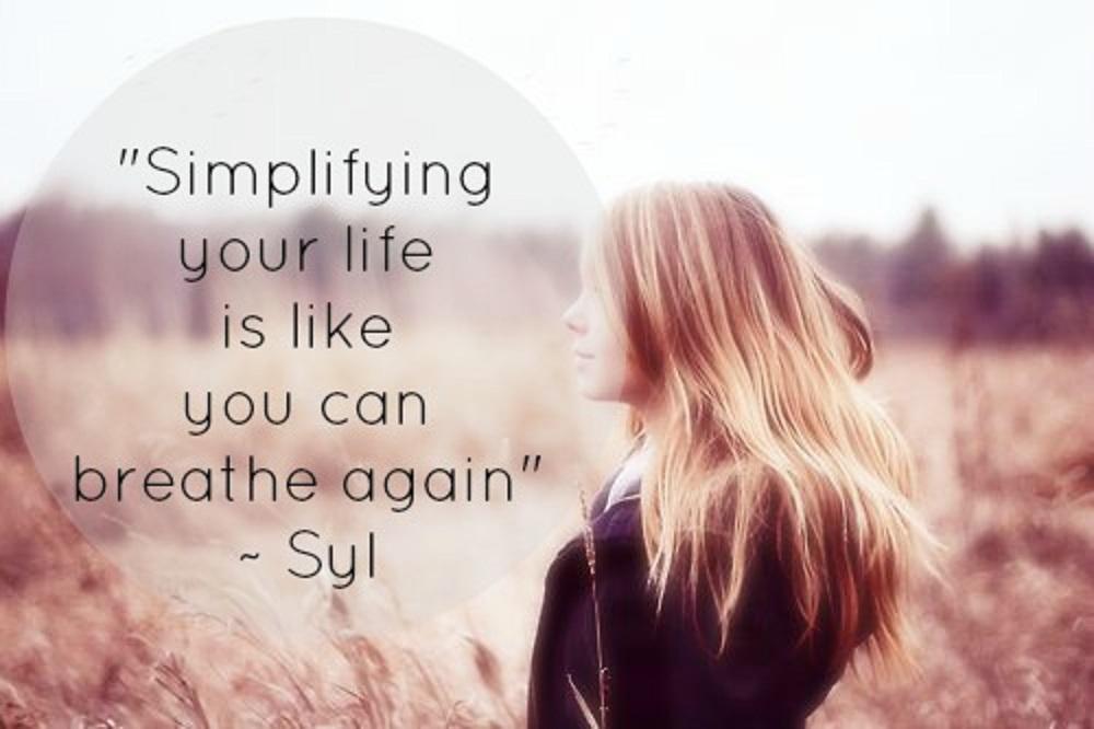 vereenvoudig je leven