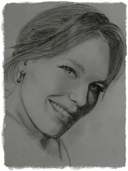 Schets portret