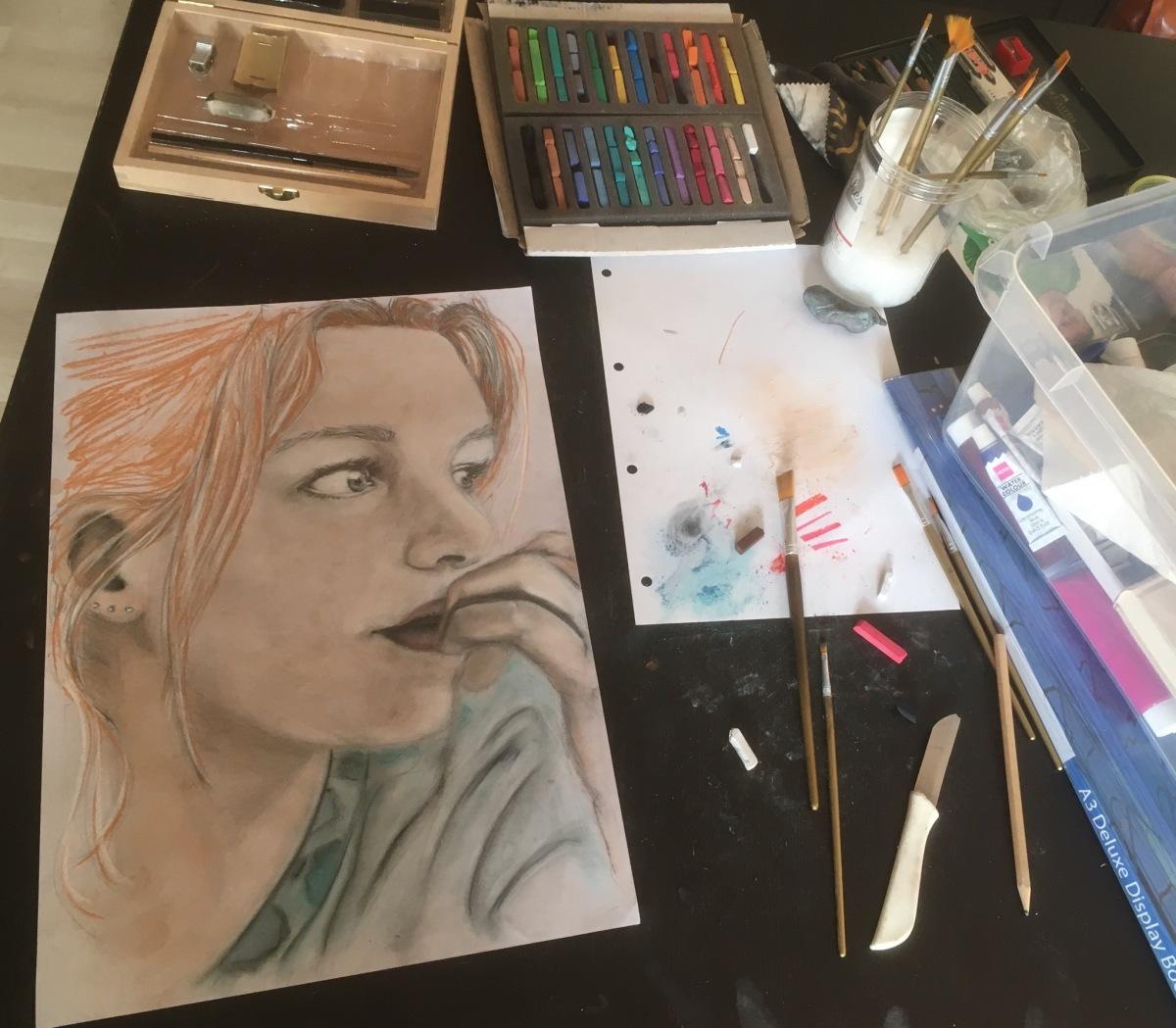 Creëer je eigen levensverhaal met kunst!